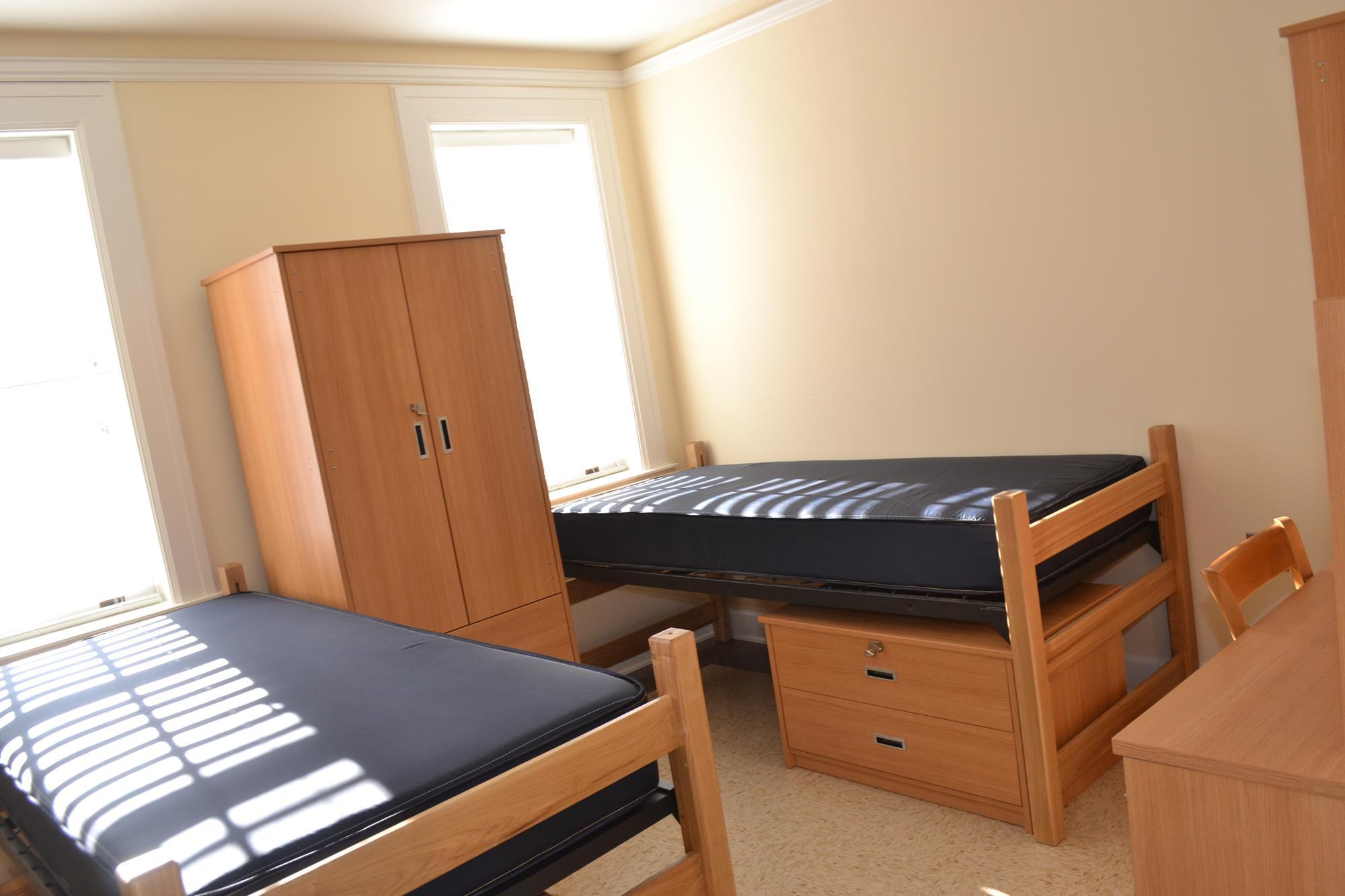 Dillard University Dorm Rooms
